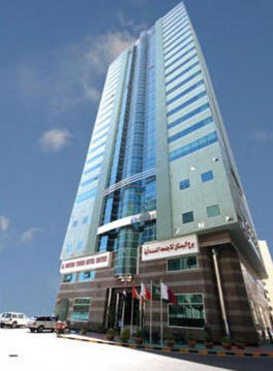Al Bustan Tower Suites Sharjah 3* (3nights/4days Package for 2 person)